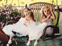 gyerekkel esküvőn